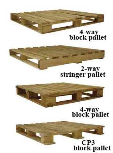 Grade 2 Pallets May Have Multiple Repaired Stringers And Or Plates